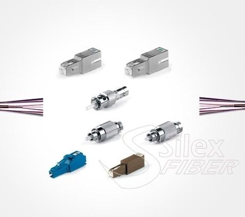 Accesorios y consumibles para fibra óptica