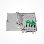 Cajas-Murales-Plásticas-de-Fibra-Óptica.-Registro-Secundario-para-Exterior-12-fibras