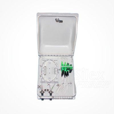 Cajas-Murales-Plásticas-de-Fibra-Óptica.-Registro-Secundario-para-Exterior-24-fibras
