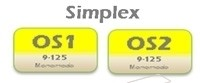 OS1-OS2 SIMPLEX