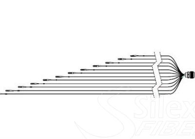 Preconectorizado de fibra óptica