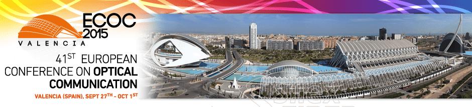 Feria ECOC Exhibition 2015 Valencia