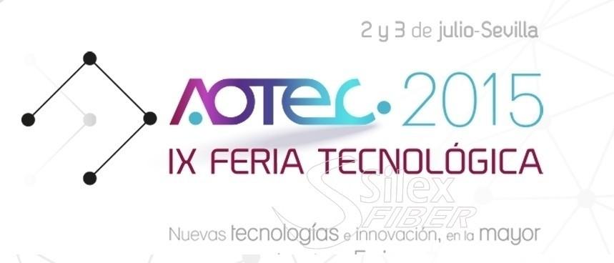 Feria AOTEC 2015 IX feria tecnologica