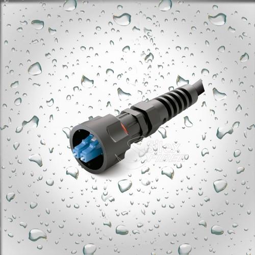 Conectores IP Estancos para Fibra Óptica IP-Series