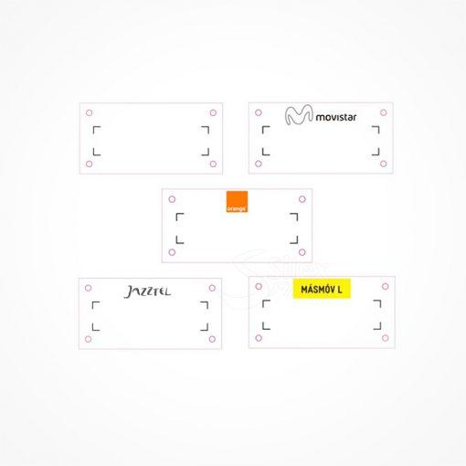 Etiquetas-Silex-Fibra-Optica-Neutras-Orange-Jazztel-Telefonica-Masmovil