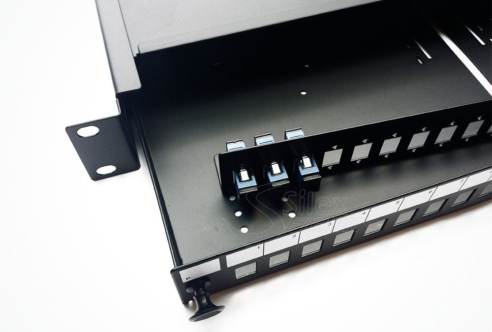 PatchPanel SilexFiber S-Max48