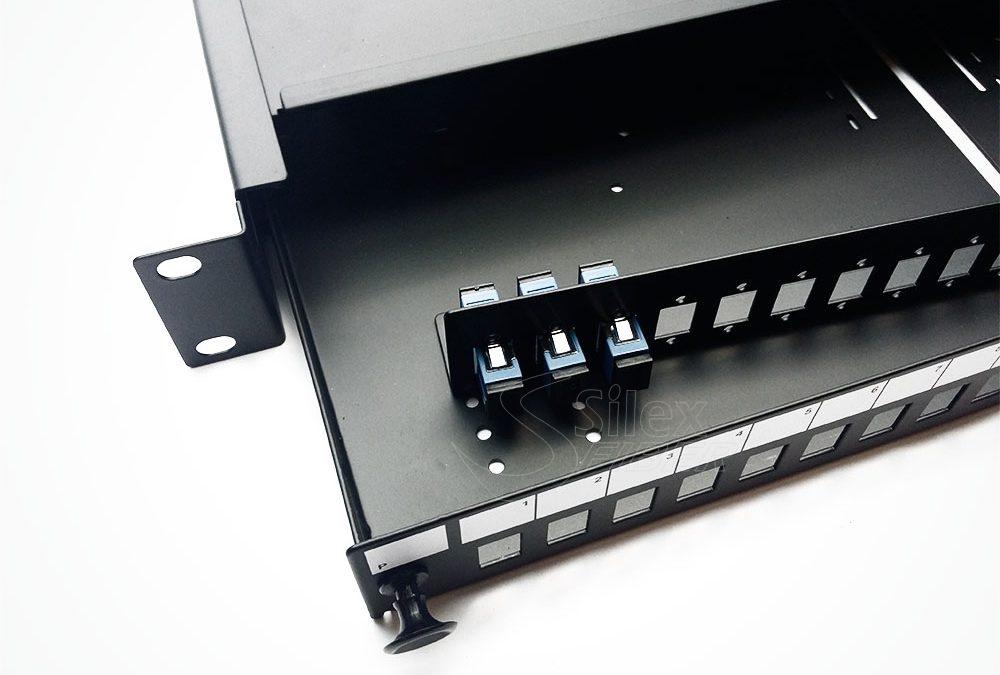 PatchPanel SilexFiber S-Max48