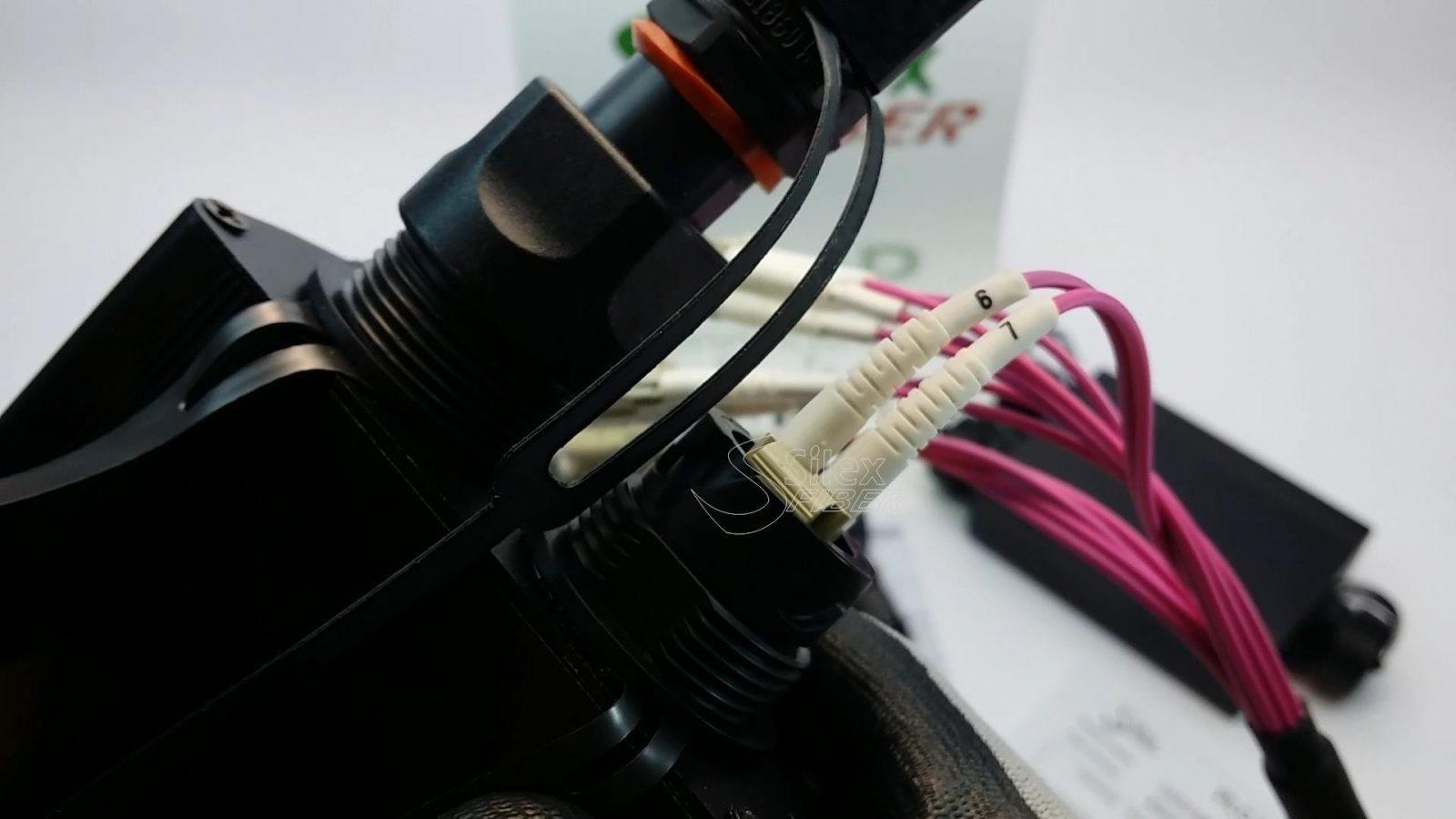 Broadcast Splitter Box LC-IPR Connector