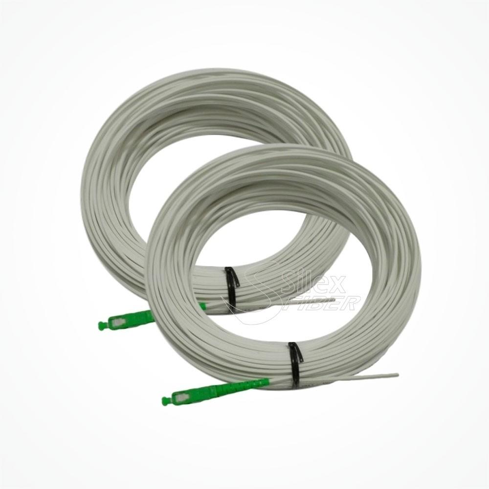 Acometida interior lszh drop 1 fibra sc apc - Cable para exterior ...