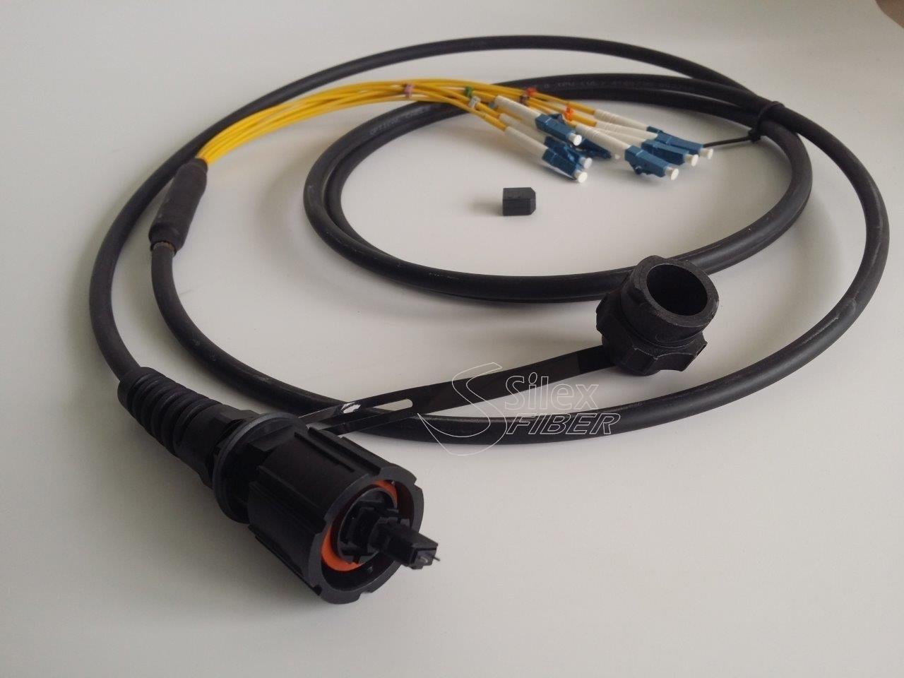 Conectorizacion sistemas de conexion MPO MTP