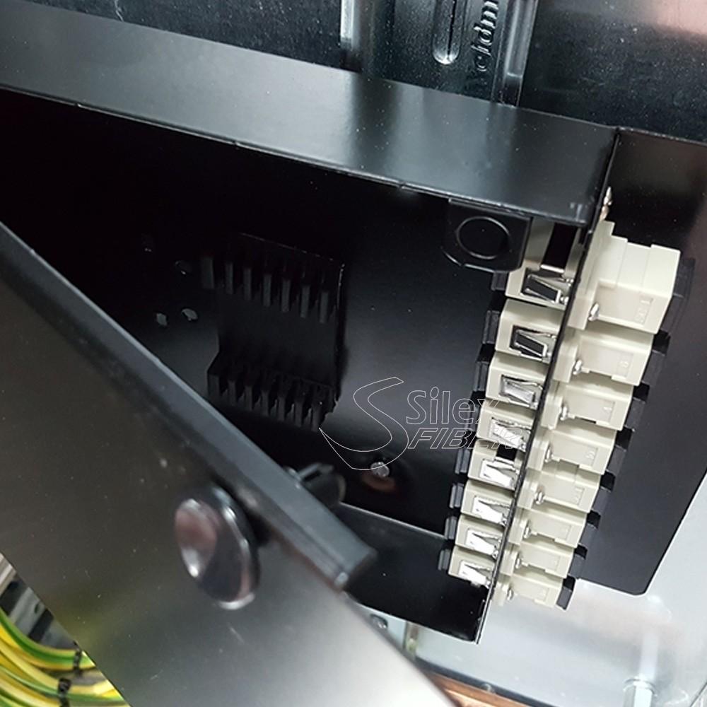 Nueva Caja Carril DIN para cuadros de Control