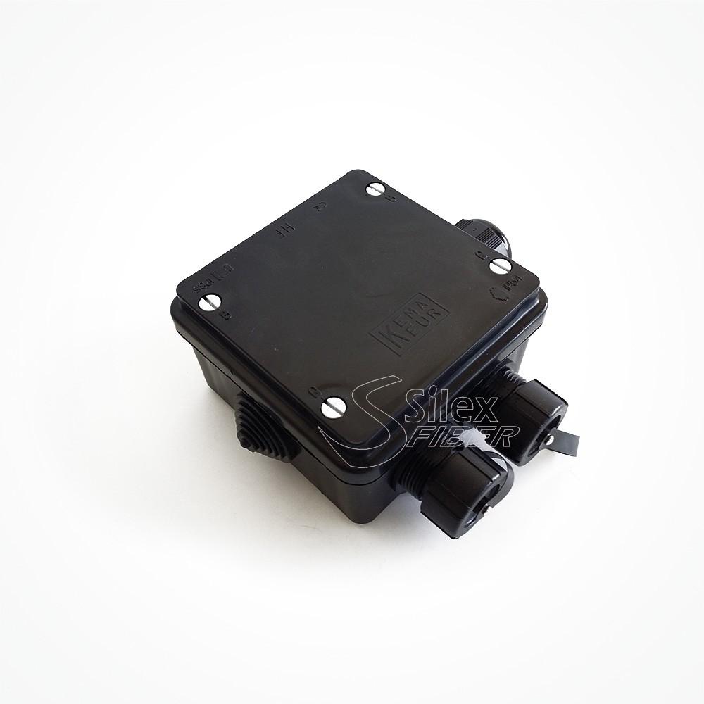Nuevas Cajas SIBOX10 y SIBOX15 Maxima Estanqueidad IP65