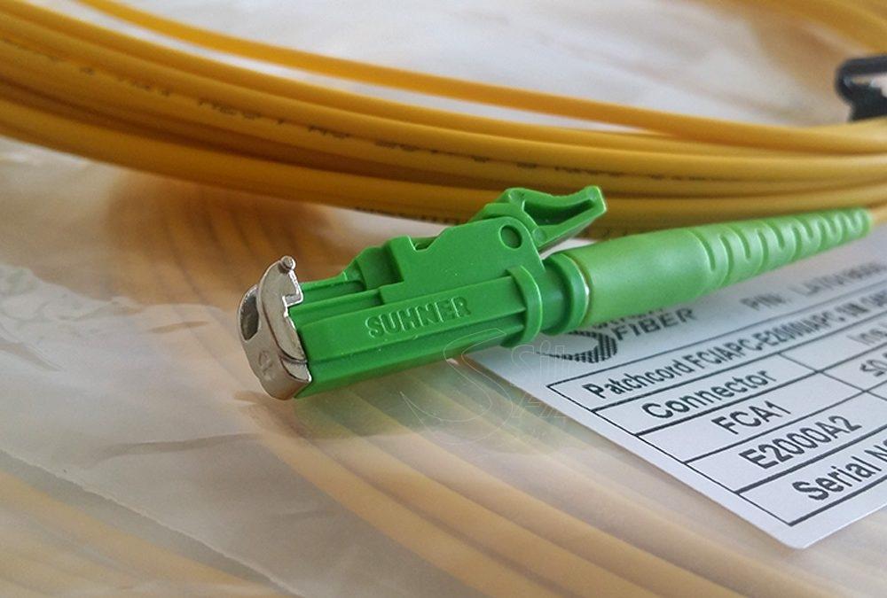 Latiguillos y conectores E2000