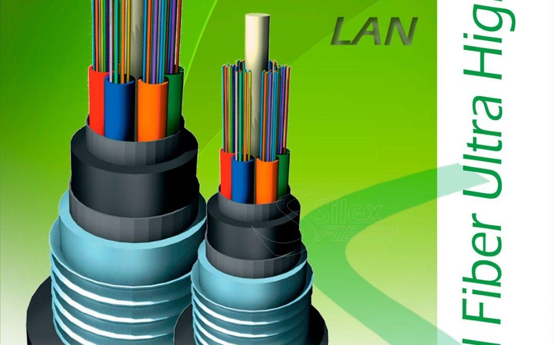 Tipos de cubiertas en Cables de Fibra Optica