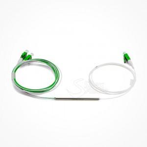 Divisor Splitter Optico FBT Cilindrico LC APC