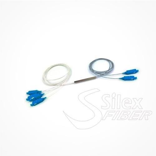 Divisor Splitter Optico PLC planar 2x Redundante SC PC