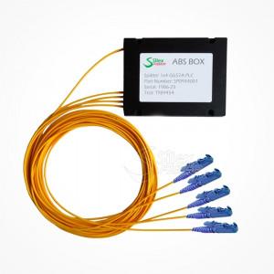Divisor Splitter Optico PLC Box ABS E2000 PC