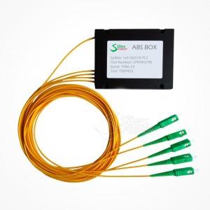 Divisor Splitter Optico PLC Box ABS SC APC