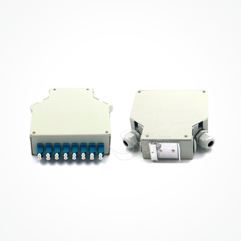 Caja Metalica carril DIN SIBOX 05A