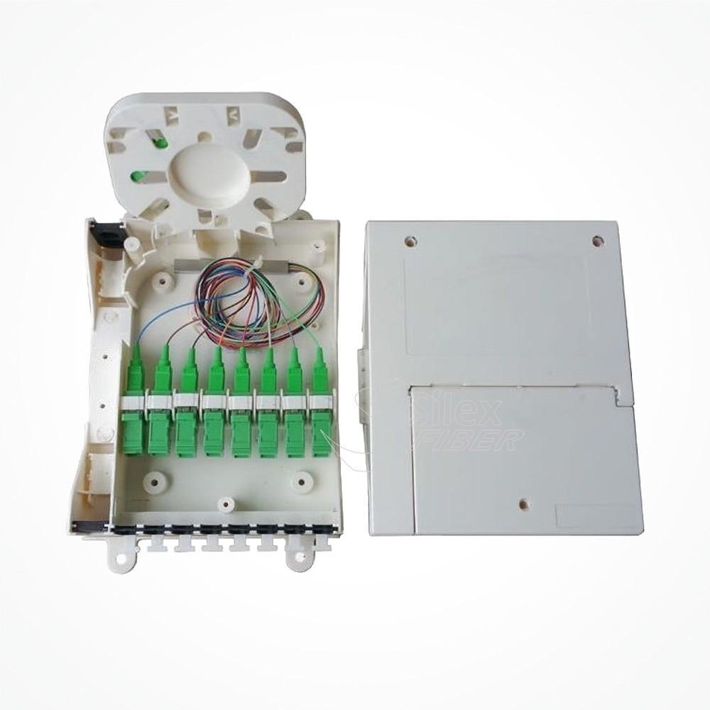 Caja Distribucion Fibra Optica Interior