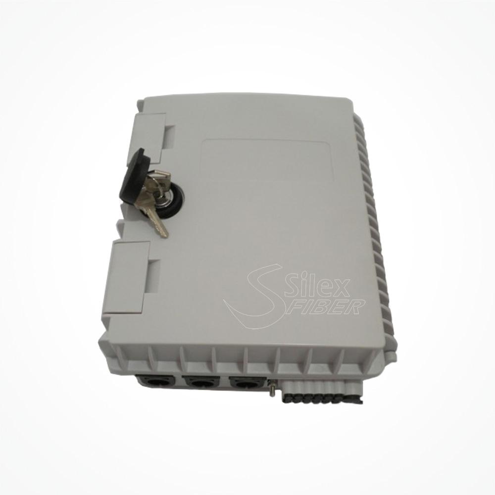 Caja de distribuci n slx012 ip55 derivaci n para exterior for Caja de distribucion