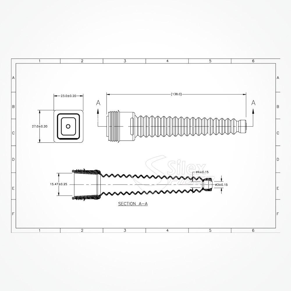Cable Preconectorizado LC NSN