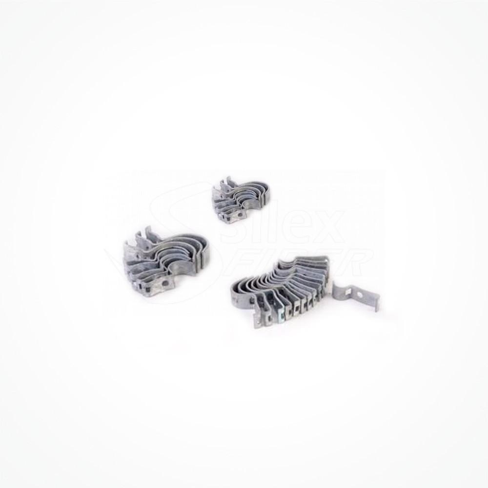 Grapa pared GAT para Cables Fibra Optica y Acometidas