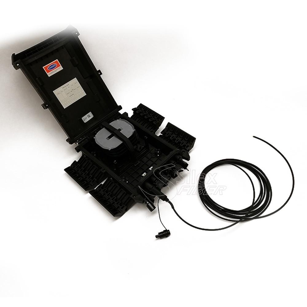 Acometida Exterior SC APC G657A2 Silex IPS IP67