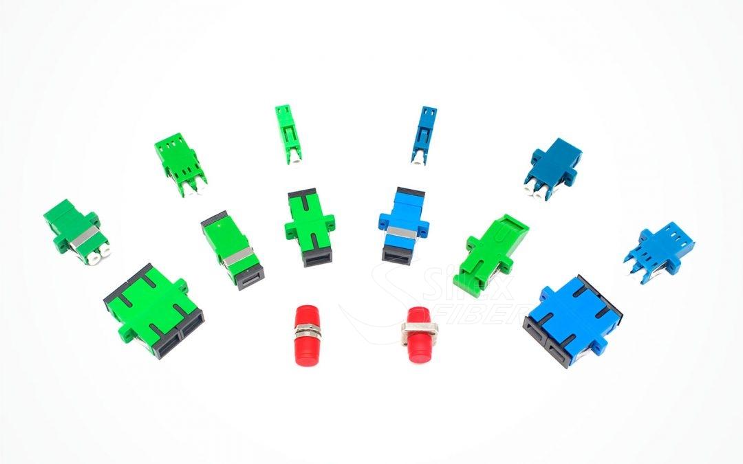 Adaptadores Fibra Optica Gama Completa