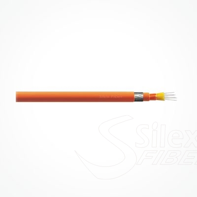 Cable Fibra Optica Breakout Metalico BKT-ST F16