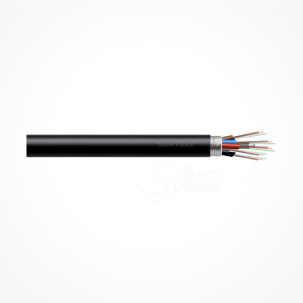 Cable Fibra Optica Metalico ESP F24-48Cod.SXT01200201B
