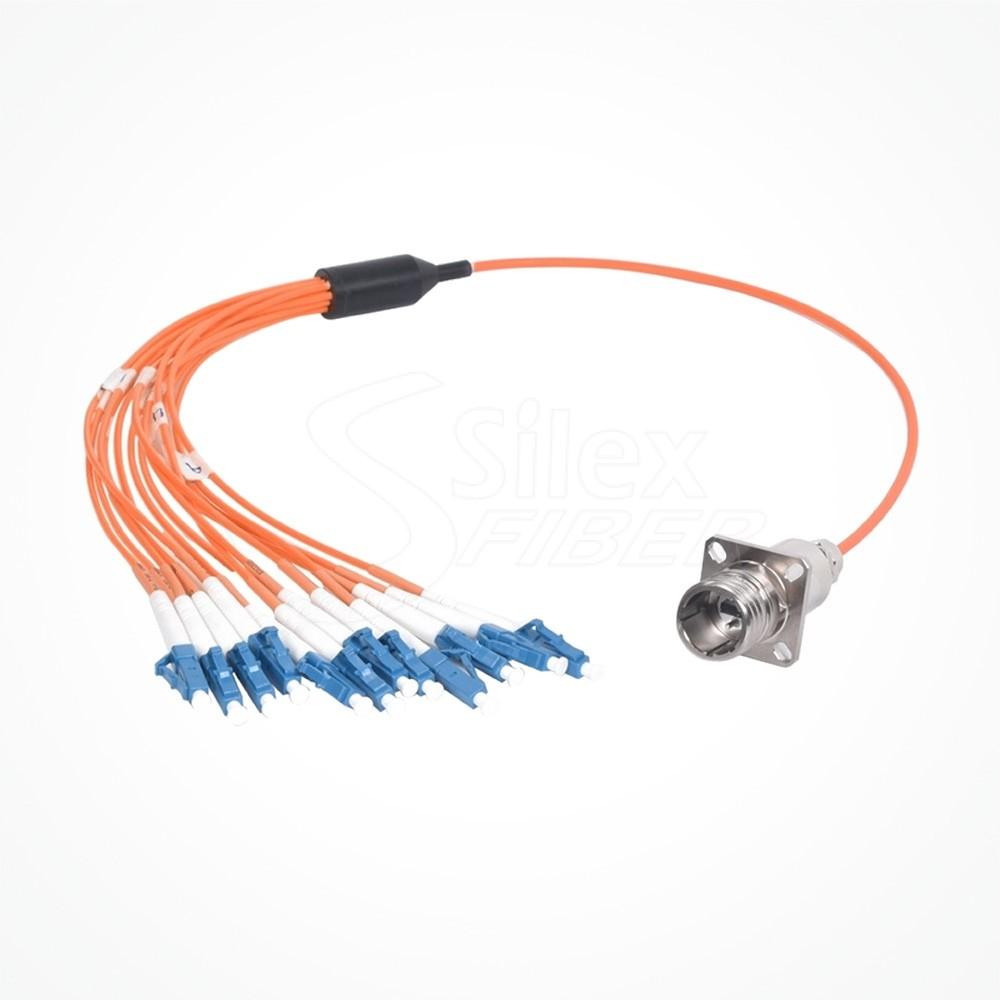 Conector Aeronautico y Militar MIL-DTL-38999 J599 MPO