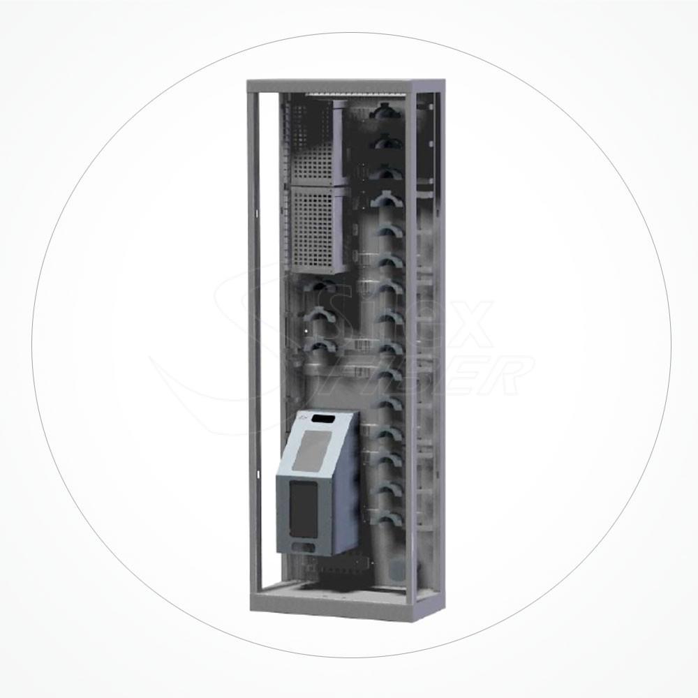 Armario Repartidor ROM Fibra Optica FTTH 64-512 fibras MMV128512