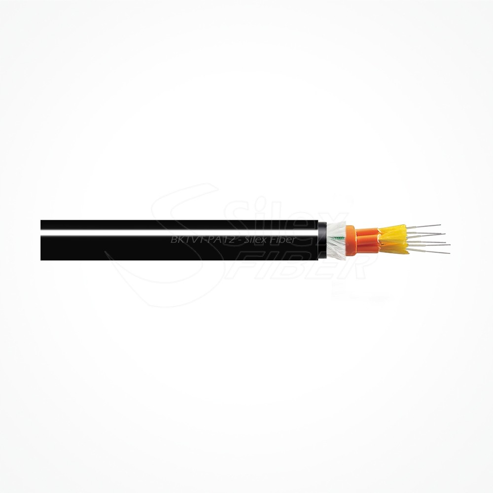 Cable Fibra Optica Dielectrico Ajustado BKTVT-PA12 8FO Cod.SXT03200201SP
