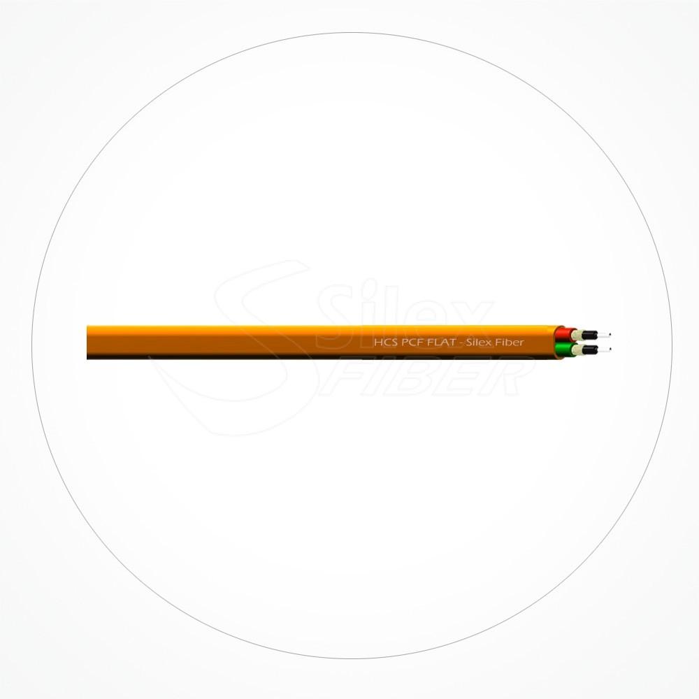 Cable FLAT-FOP Cubierta LSZH