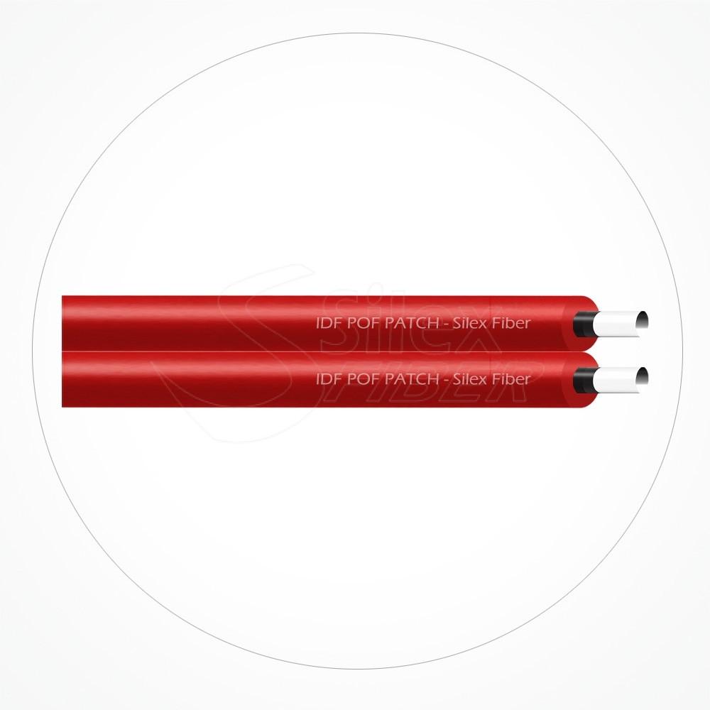 Cable PatchFOP-DX Cubierta LSZH