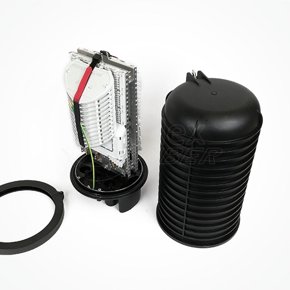 Caja DOME Torpedo B IP68 hasta 12-288 FO SK M5AL288C16