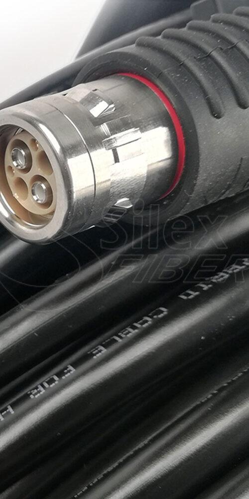 LEMO & Cable SMPTE suministro y reparación enrolladores ópticos