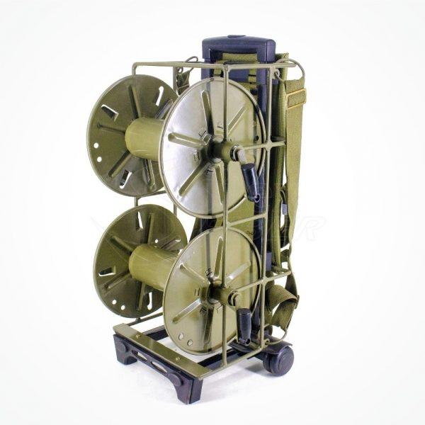 Roller Vacio SFD02 Tactico Backpack Fibra Optica