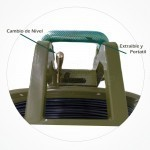 Roller Vacio SX06 Tactico Fibra Optica