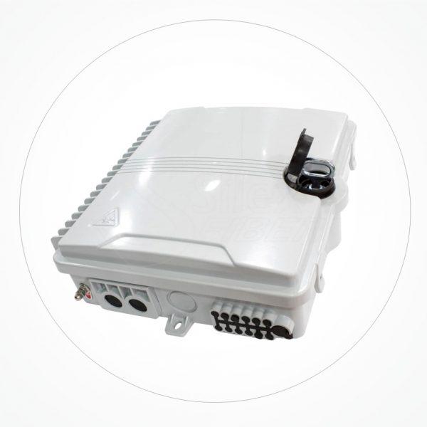 Caja Distribucion 225*200*65mm 12SC IP65 SCS12C