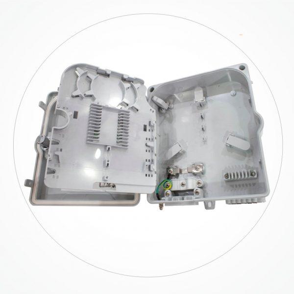 Caja Distribucion 225*200*65mm 12SC IP65 SCS12C2-2A