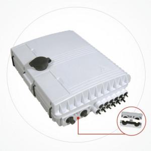 Caja Distribucion 250*190*39mm 12SC IP65 SCS12D