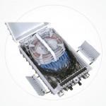 Caja Distribucion 274*175*82mm 12SC IP65 SCS12E-3