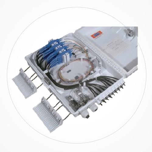 Caja Distribucion 293*219*84mm 16SC IP65 SCS16G