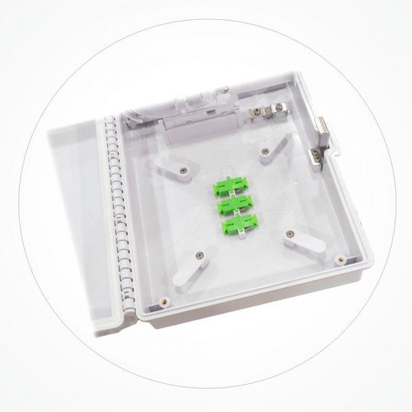 Caja Distribucion 305*236*100mm 16SC IP65 SCS16G2-2A