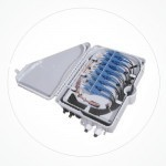 Caja Distribucion 295*240*85mm 16SC IP65 SCS16H