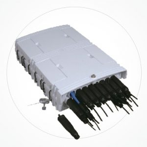 Caja Distribucion 330*210*87mm 16SC IP65 SCS16M