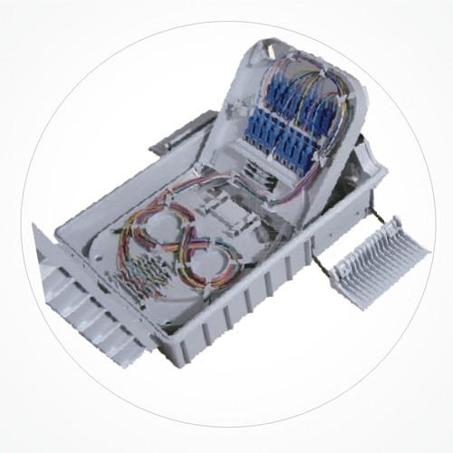 Caja Distribucion 274*175*82mm 16SC IP65 SCS16W