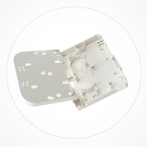 Roseta Optica PTO 115*86*23mm 1SC IP44 SCS1F